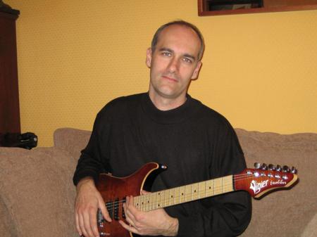 Cours de guitare en ligne avec Nicolas Romann de Guitarspeed99
